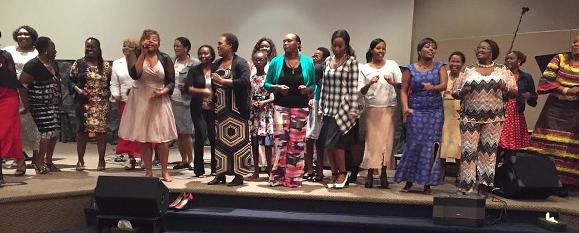 Praise and Worship ministr-Jamii-Revival-Church